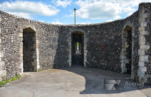 Mury rzymskie w Canterbury