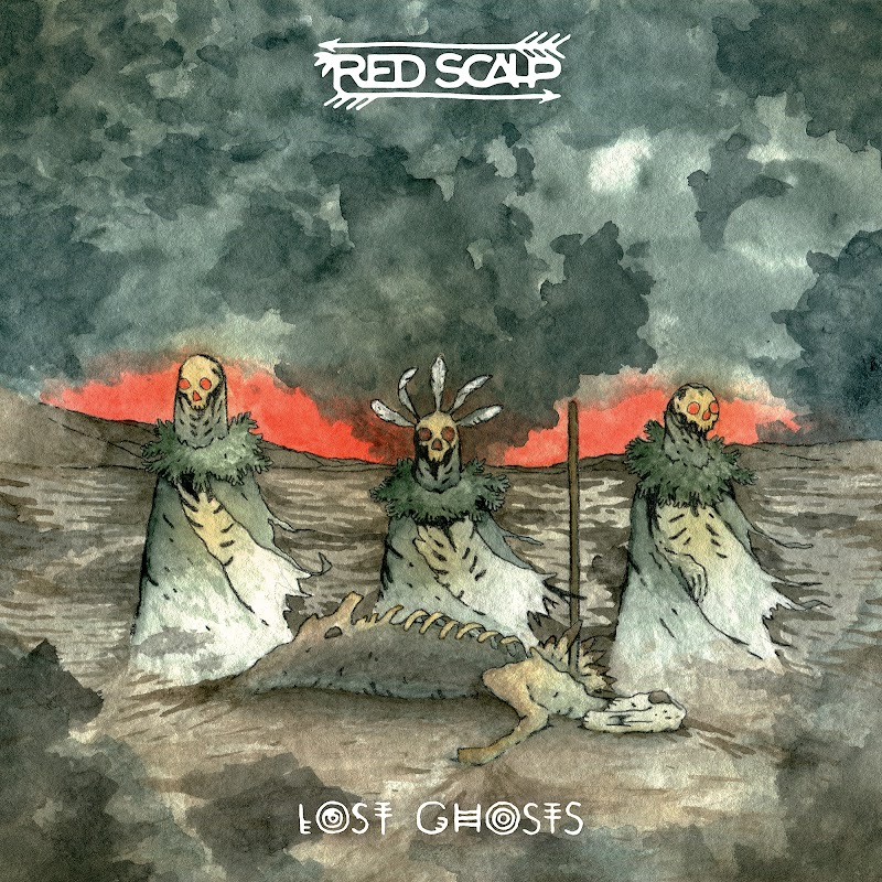 Red Scalp - Lost Ghosts | Review