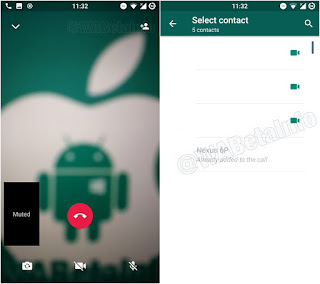 WhatsApp Group Video Calling rolled out, Did You Get This