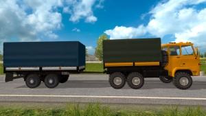 F.S.C. Star 200 truck mod 2.1 + Tandem trailer