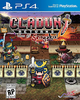 Cladun Returns: This is Sengoku! Game Cover PS4