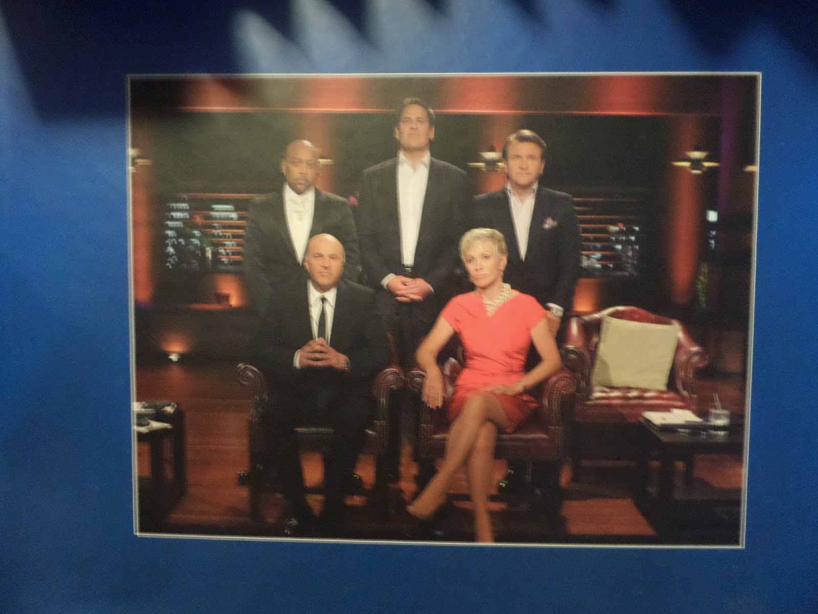 picture of the Shark Tank Stars