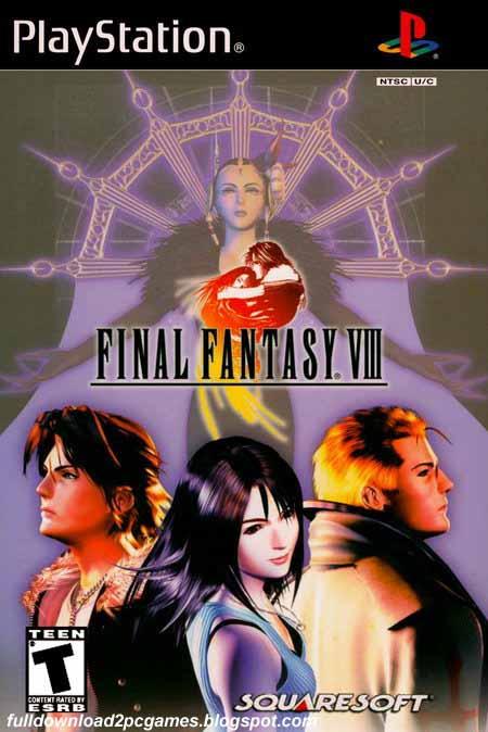 Final fantasy viii on steam.