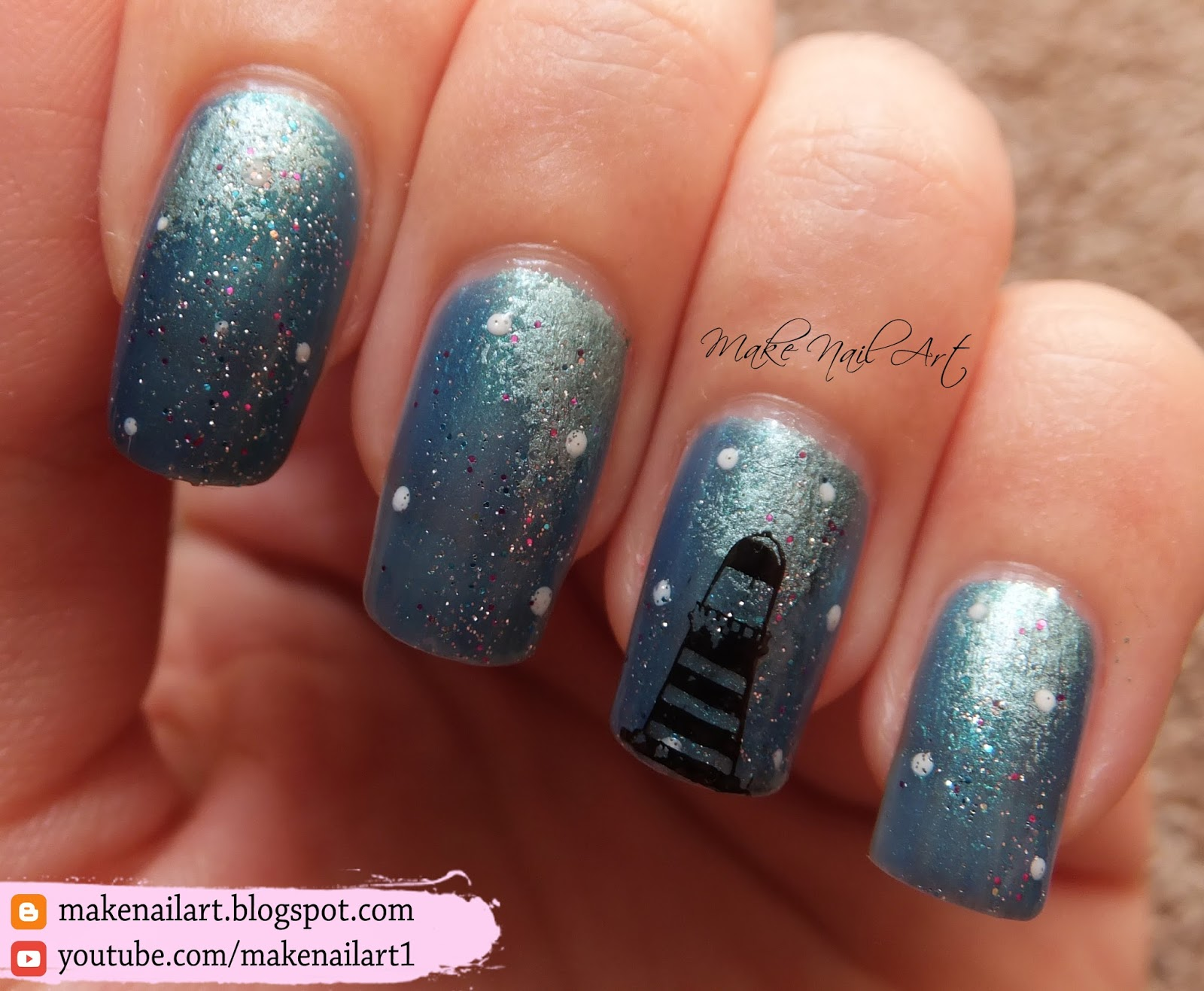 Make Nail Art: September 2016
