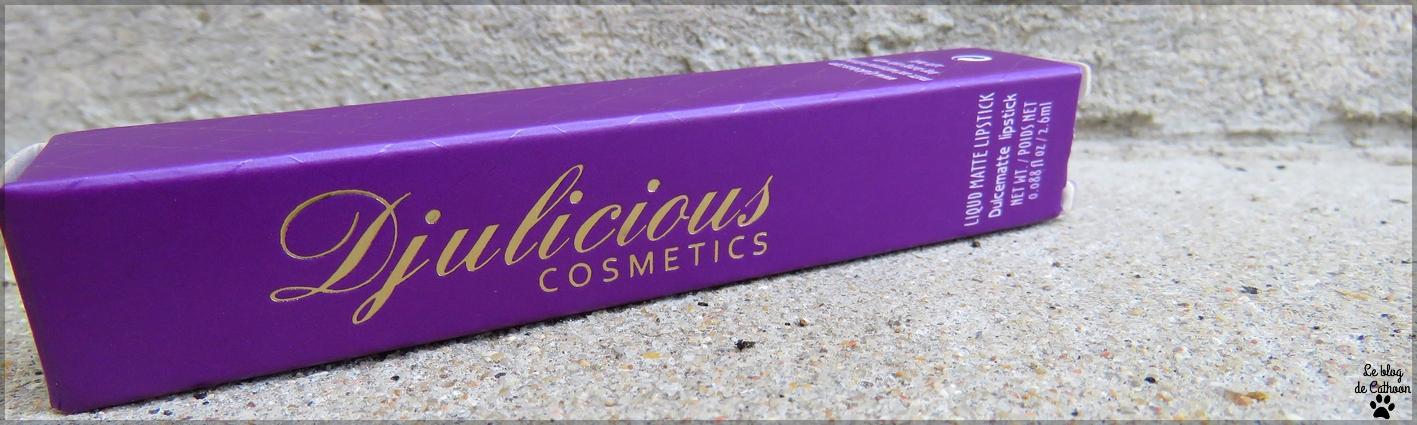 Liquid Matte Lipstick - Beautiful - Djulicious Cosmetics
