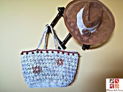 ideas para tunear sombreros y capazos