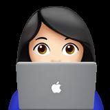 ios kadın teknoloji emoji