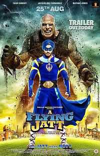 A Flying Jatt (2016) 720p Full HD Download 1GB DesiSCR