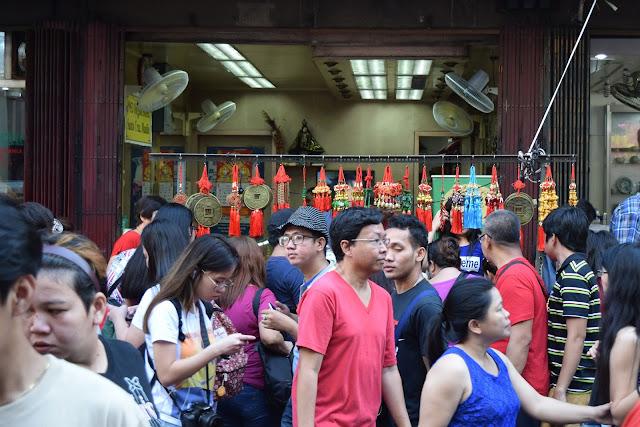 Manila Chinatown Chinese New Year Photowalk 2018