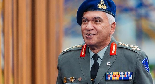 """Στρατηγός Κωσταράκος: """"Προκλήσεις, απειλές, παραβιάσεις στο Αιγαίο και στην Ανατολική Μεσόγειο"""""""
