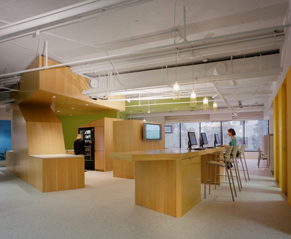 My home as art the value of architecture for Accenture london office