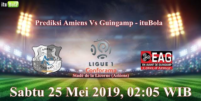 Prediksi Amiens Vs Guingamp - ituBola