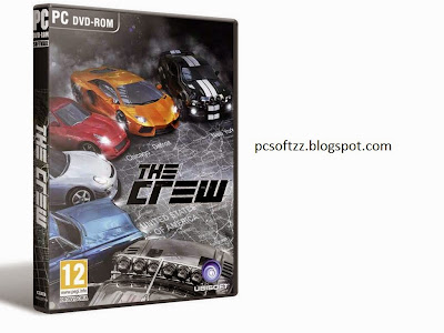 The Crew Racing Game [PC Game Full Version Direct Link]