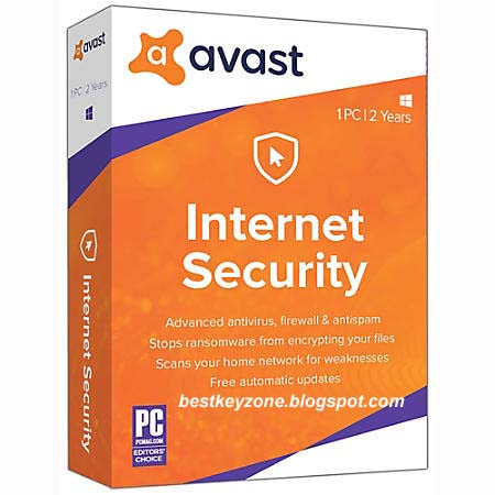 Avast Internet Security License Key 2018 For Free - Best ...
