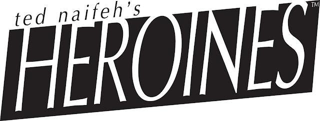 Ted Naifeh's Heroines - Logo