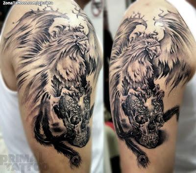 Tatuajes Del Ave Fénix Para El Brazo Tu Tatuaje