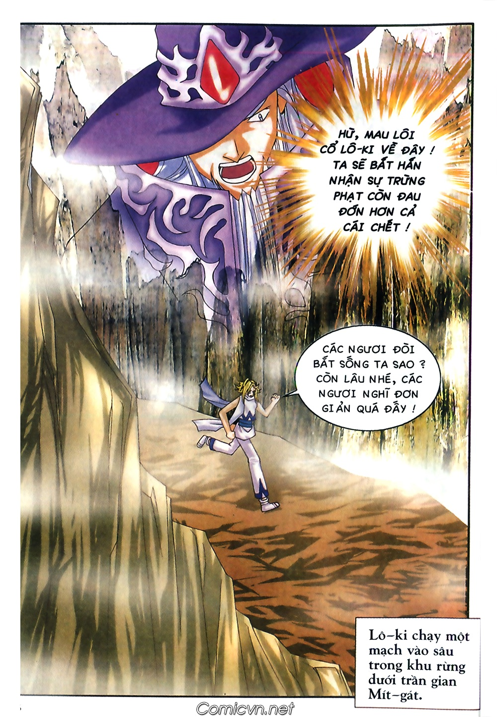 Thần thoại Bắc Âu - Chapter 47: Gieo gió gặt bão - Pic 7