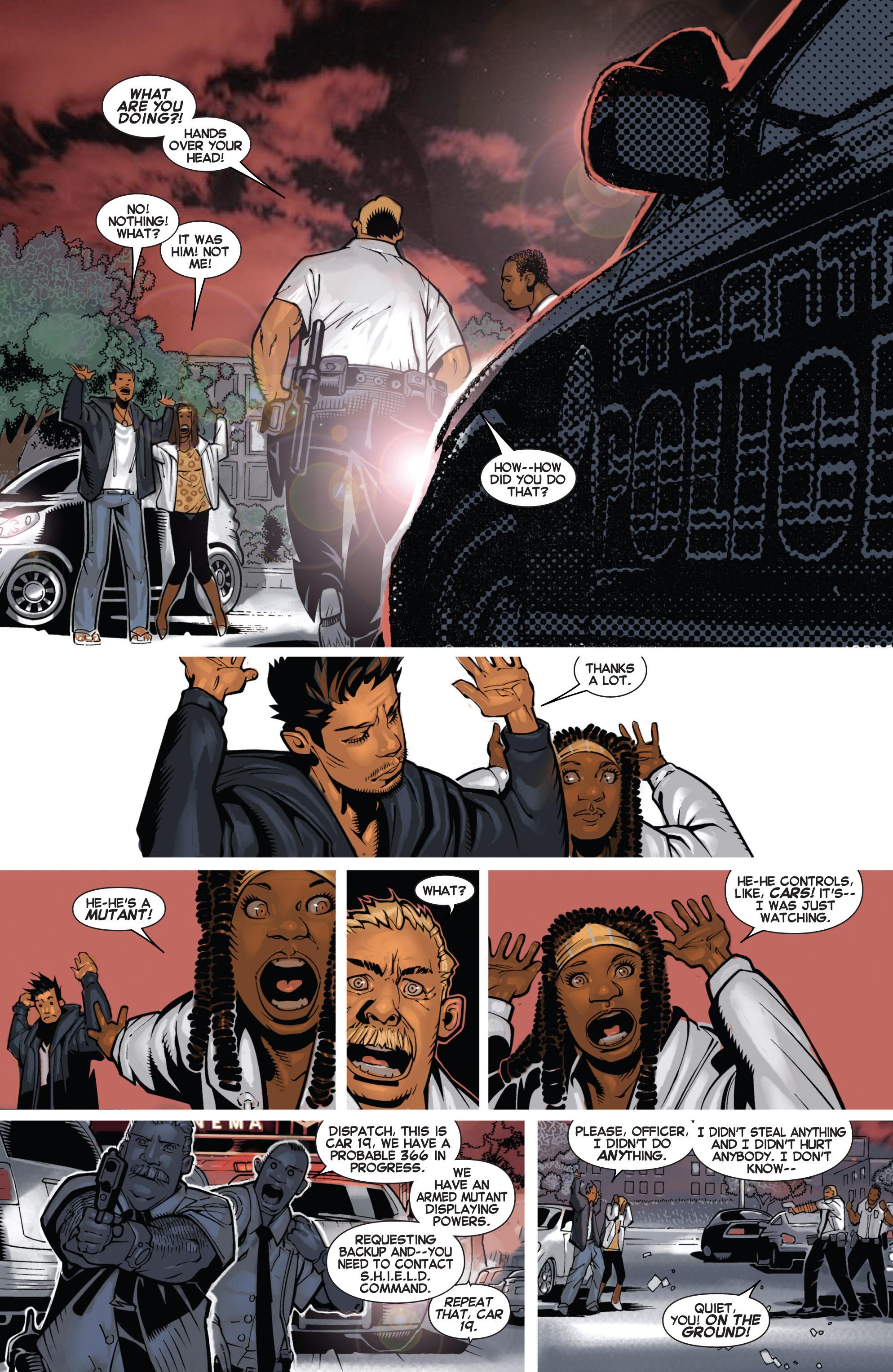 Read online Uncanny X-Men (2013) comic -  Issue # _TPB 2 - Broken - 48