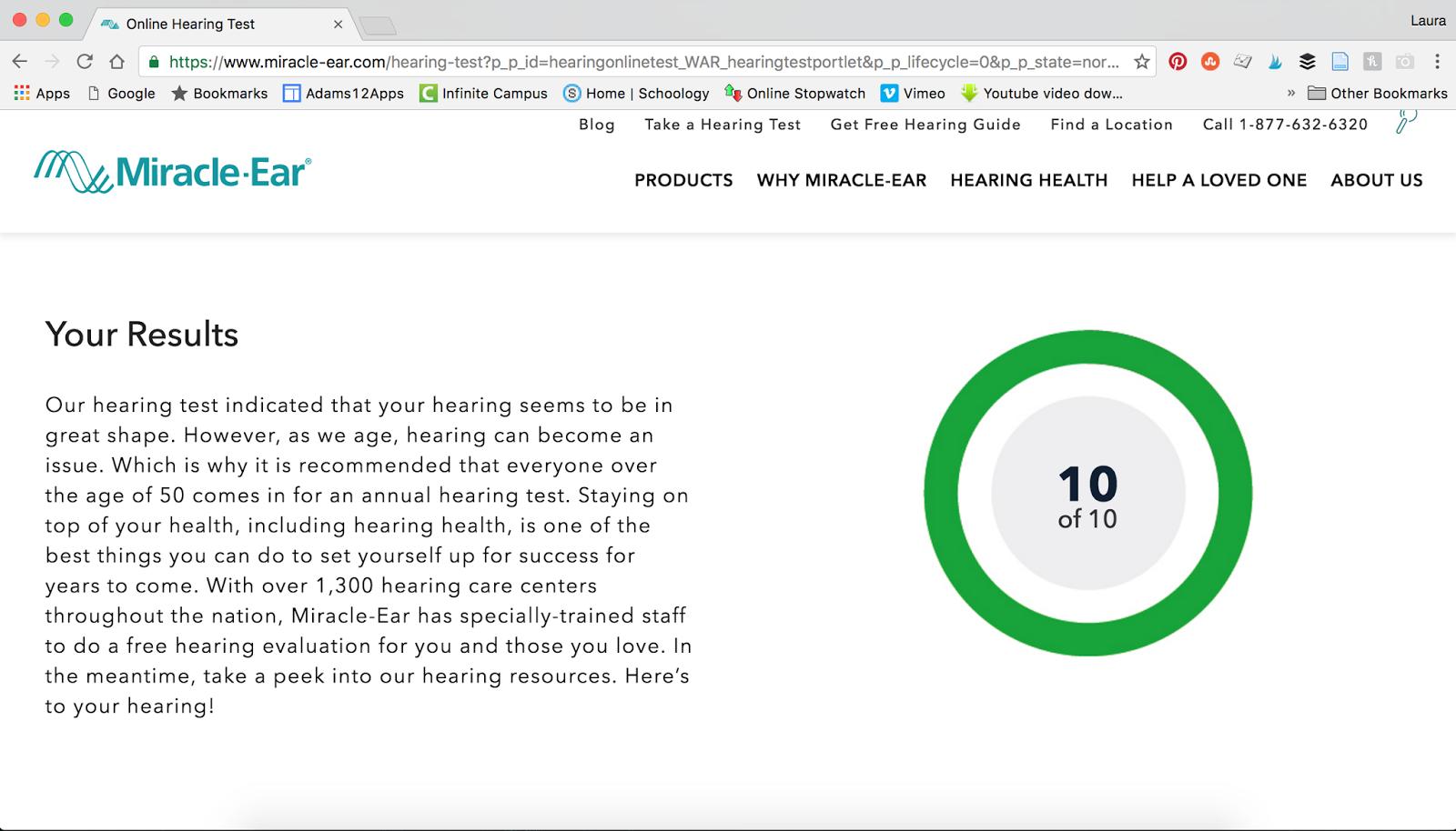 Free Online Hearing Test #HearABetterDay #Ad - We Got The Funk