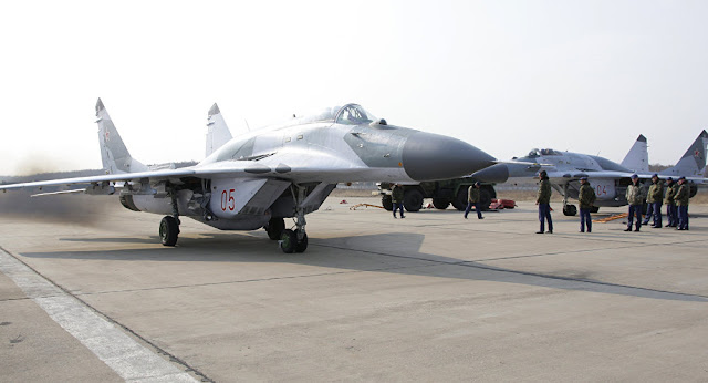Image Attribute: Serbia Received All Six Russian MiG-29 Fighter Jets as Part of Military Aid / Source: Sputnik International