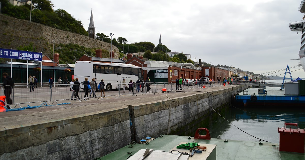 Cruise Do It Yourself Day 3 Cork Ireland Cobh For