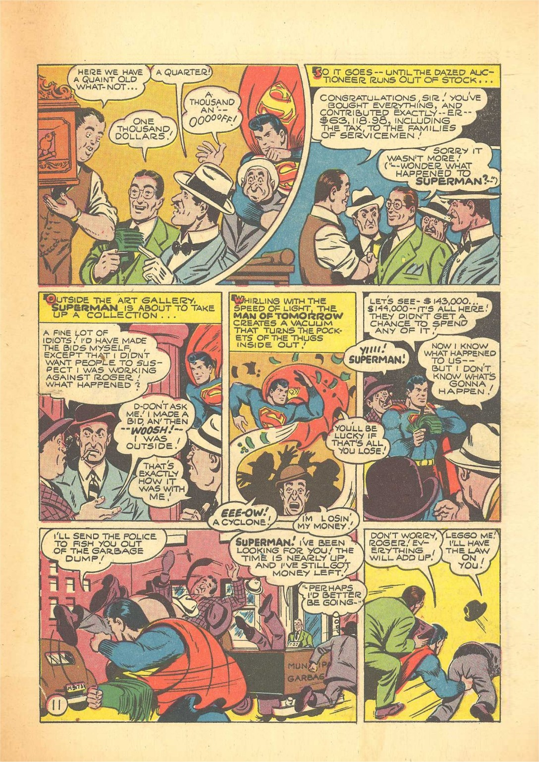 Action Comics (1938) 65 Page 12