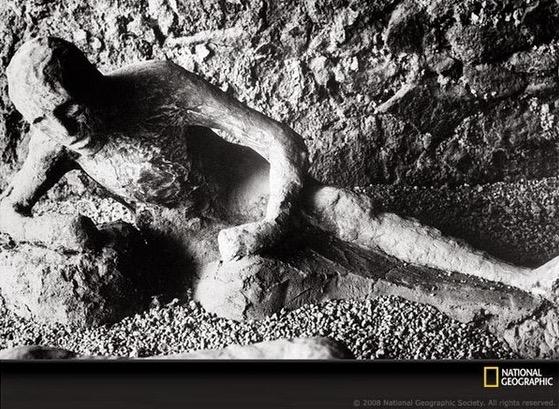 Terbongkarnya Misteri Kota Pompeii