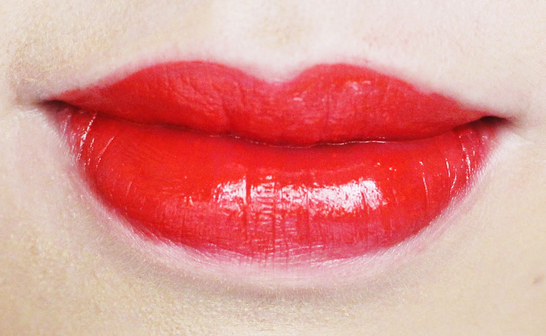 NARS Audacious Lipstick Swatches Lana