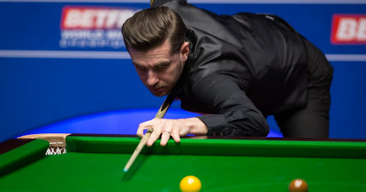 2017 World Snooker Championship (Day 1) - Selby & Maguire get through
