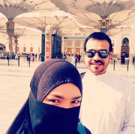 Datuk Siti Nurhaliza Dedah Kenapa Berniqab Di Tanah Suci Mekah