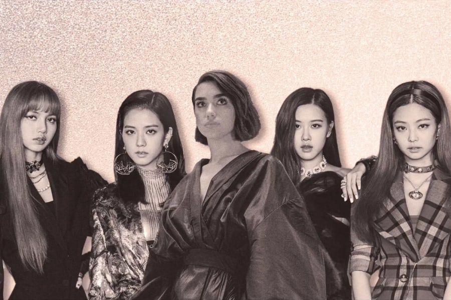 Korean MyuzicStyleZ: Dua Lipa & BLACKPINK - Kiss and Make Up