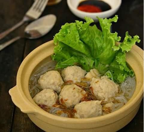 Resep Bakso Ayam Tempe Jamur Tiram