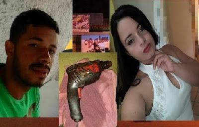 Homem mata namorada com furadeira após ver mensagens comprometedoras no WhatsApp