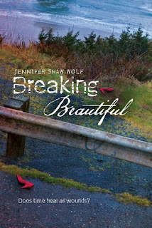 Cover of Breaking Beautiful by Jennifer Shaw Wolf