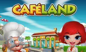 Cafeland World Kitchen APK v1.0.1 MOD Unlimited Money Terbaru