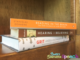 Books every SLP should read