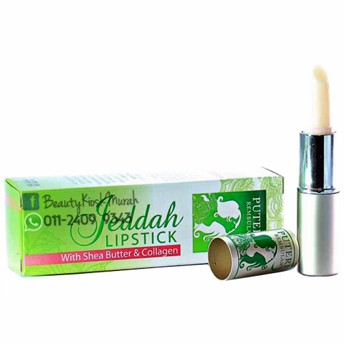 Lipstick Jeddah Puteri Rembulan