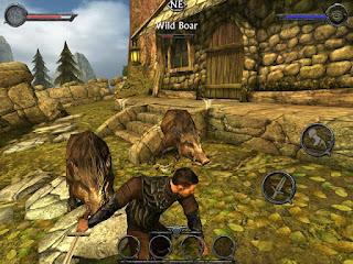 Revensword Shadowlands Mod Apk