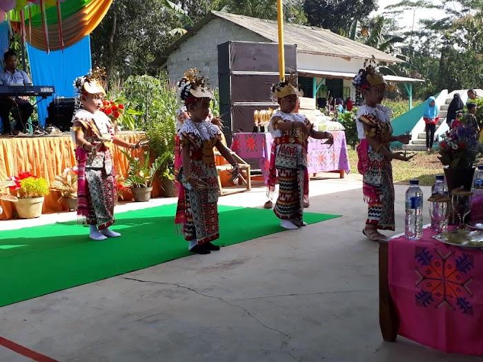 Memperingati Hari Kartini, Bunda PAUD Tubaba Menggelar Lomba Anak.