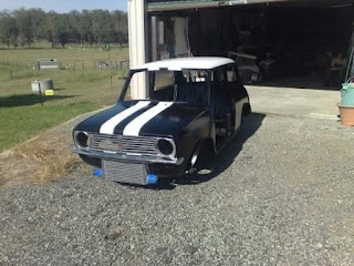 Forsale 77 model Leyland mini