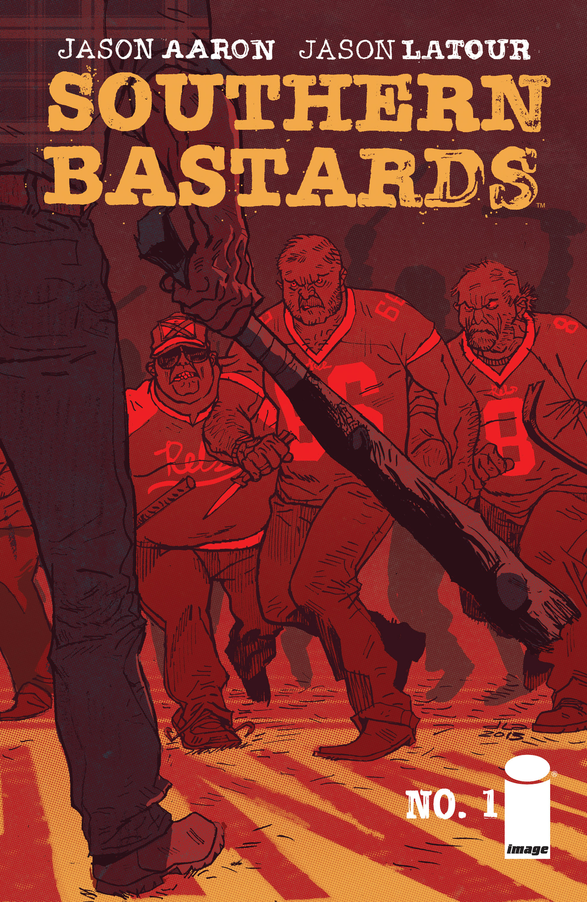 Read online Southern Bastards comic -  Issue #1 - 1
