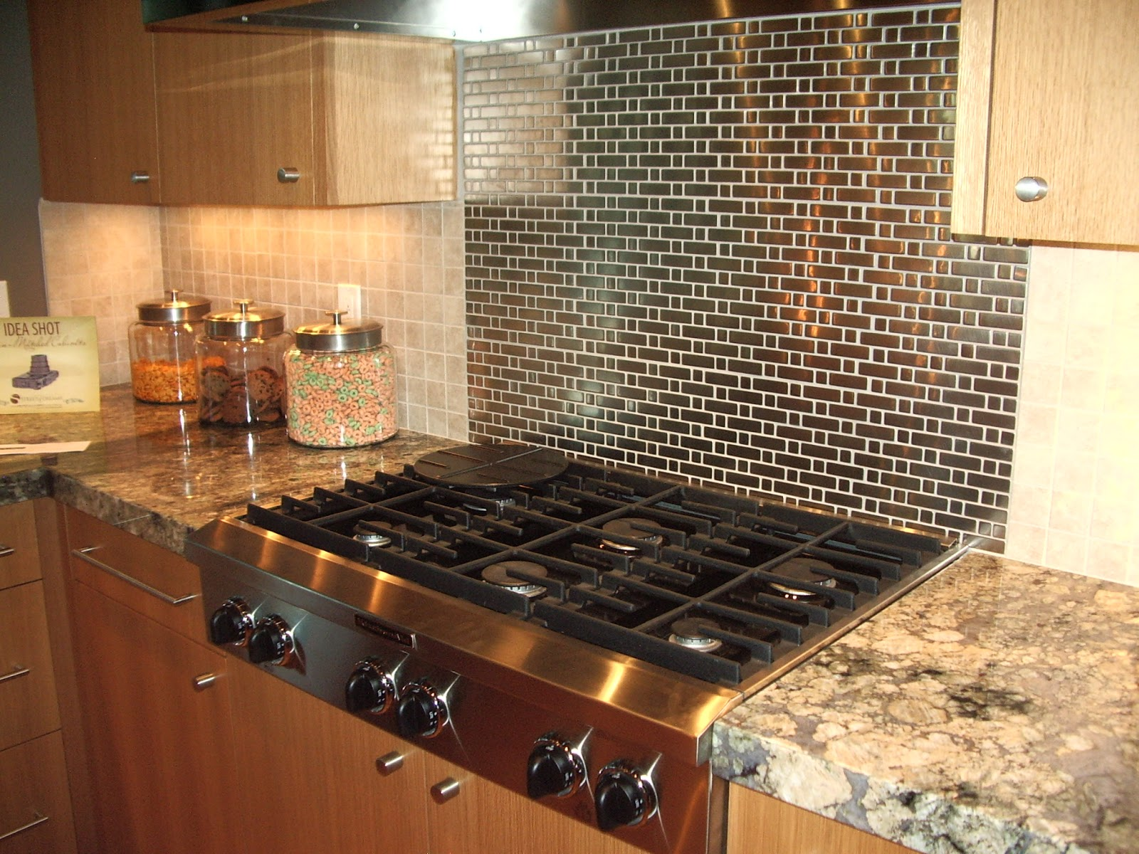 Unique Kitchen Backsplash Tile