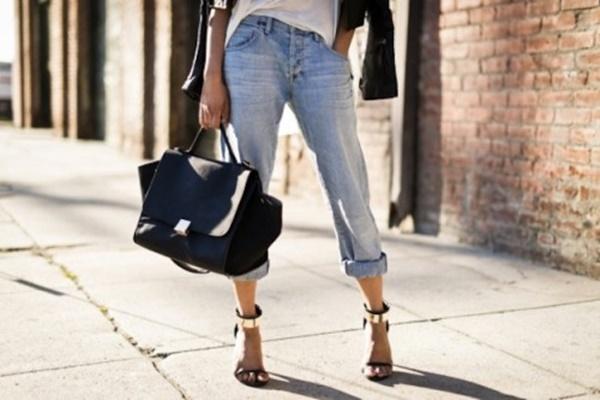 7cabc7666 Como acessórios para usar com calças Boyfriend, escolha pulseiras e colares  mais sofisticados e ousados, afinal você está criando um look noturno, ...