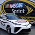 Toyota Mirai Menjadi Mobil Hidrogen Pertama Di Ajang Balap NASCAR