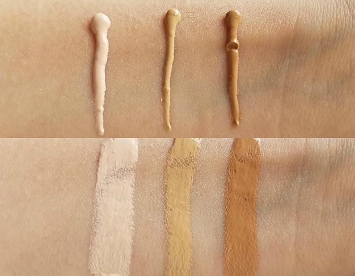 L`Oréal Paris Bonjour Nudista Awakening Skin Tint BB Cream - Swatches