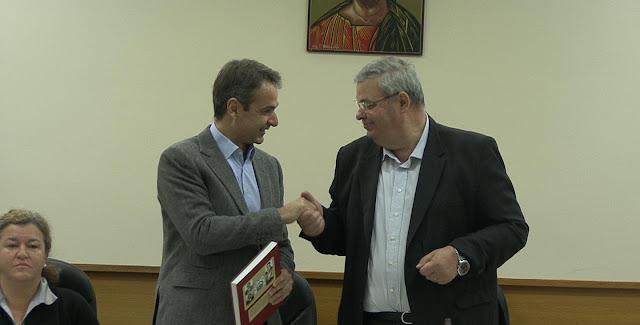 Γιάννενα: ΝΟΔΕ ΙΩΑΝΝΙΝΩΝ-Η Νέα Δημοκρατία στηρίζει τον Αλέκο Καχριμάνη