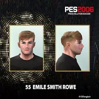 Smith rowe face
