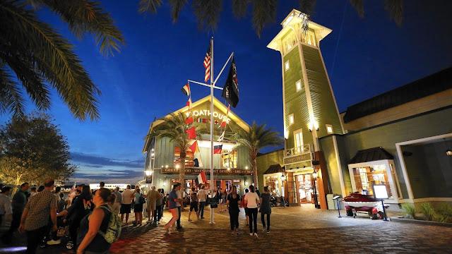 Compras em Disney Springs, Orlando