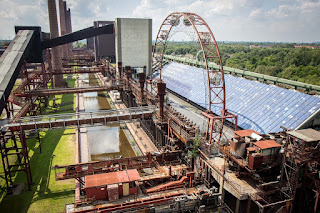 Complejo industrial de la mina de Zollverein