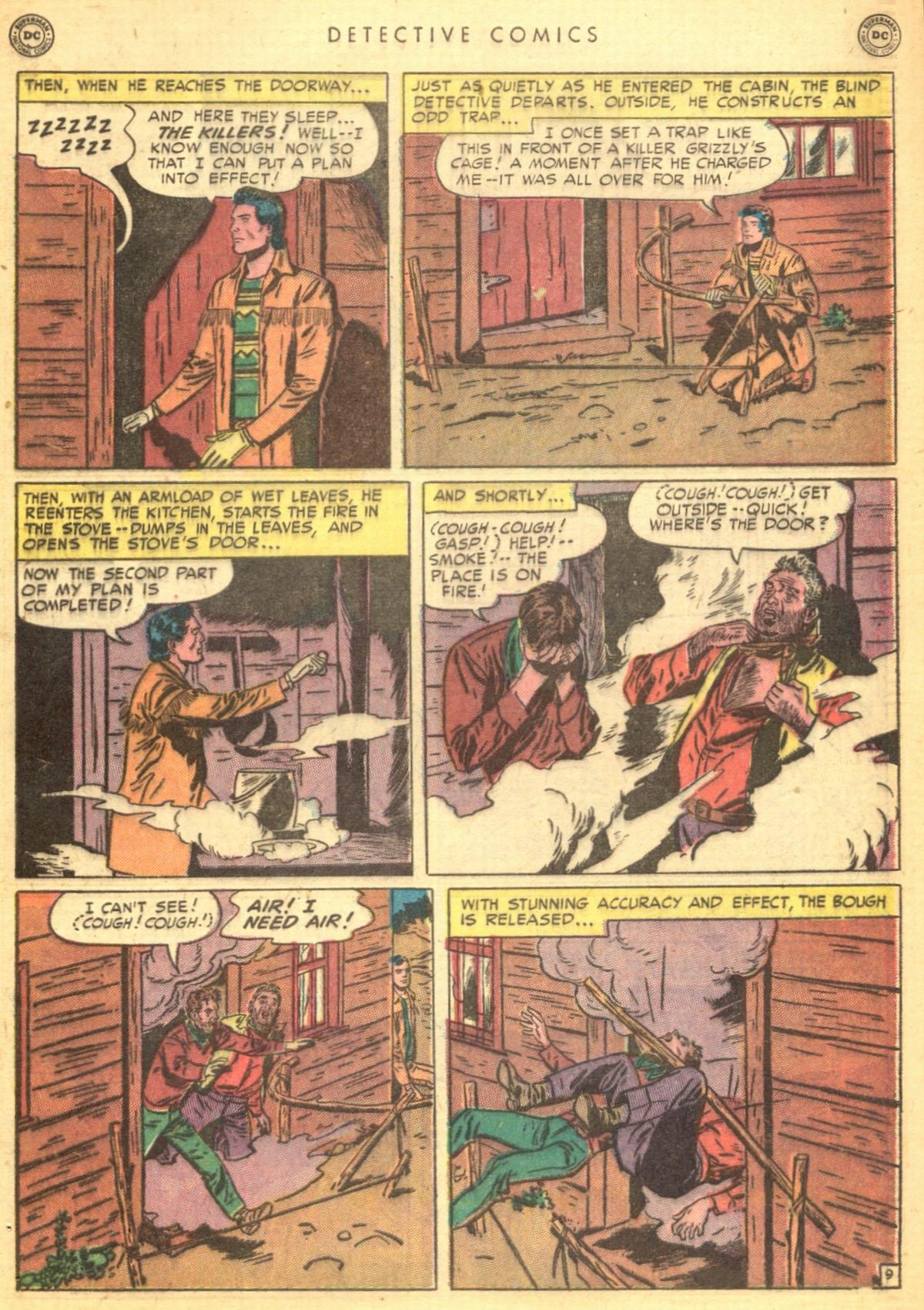 Read online Detective Comics (1937) comic -  Issue #170 - 47